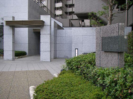 コスモシティ住吉川公園02 エントランス